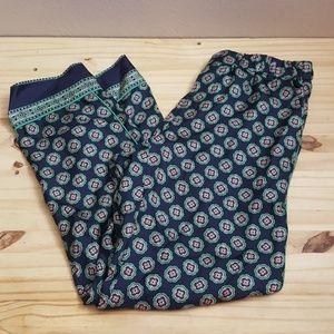 J. Crew 100% Silk Pants Size 2
